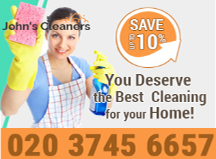 Offer John's Cleaners