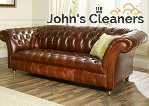Clean Leather Sofa Clapham